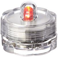 Bluedot Trading Submersible Tea Lights, Red, 12-Pack