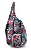 KAVU Mini Rope Bag Cotton Sling 