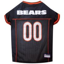 NFL CHICAGO BEARS DOG Jersey, XX-Large