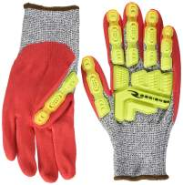 Radians RWG603 Cut Protection Sandy Foam Nitrile Coated Glove, Cut Protection Level A5