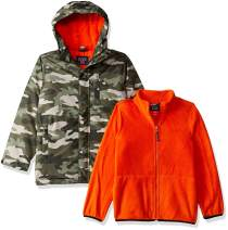 The Children's Place Big Boys' 3 in 1 Cold Weather Jacket