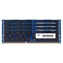 OWC 16.0GB (2X 8GB) PC3-14900 1866MHz DDR3 ECC-R SDRAM Modules Memory Upgrade Kit for Mac Pro 2013, ECC Registered,(OWC1866D3R8M16)
