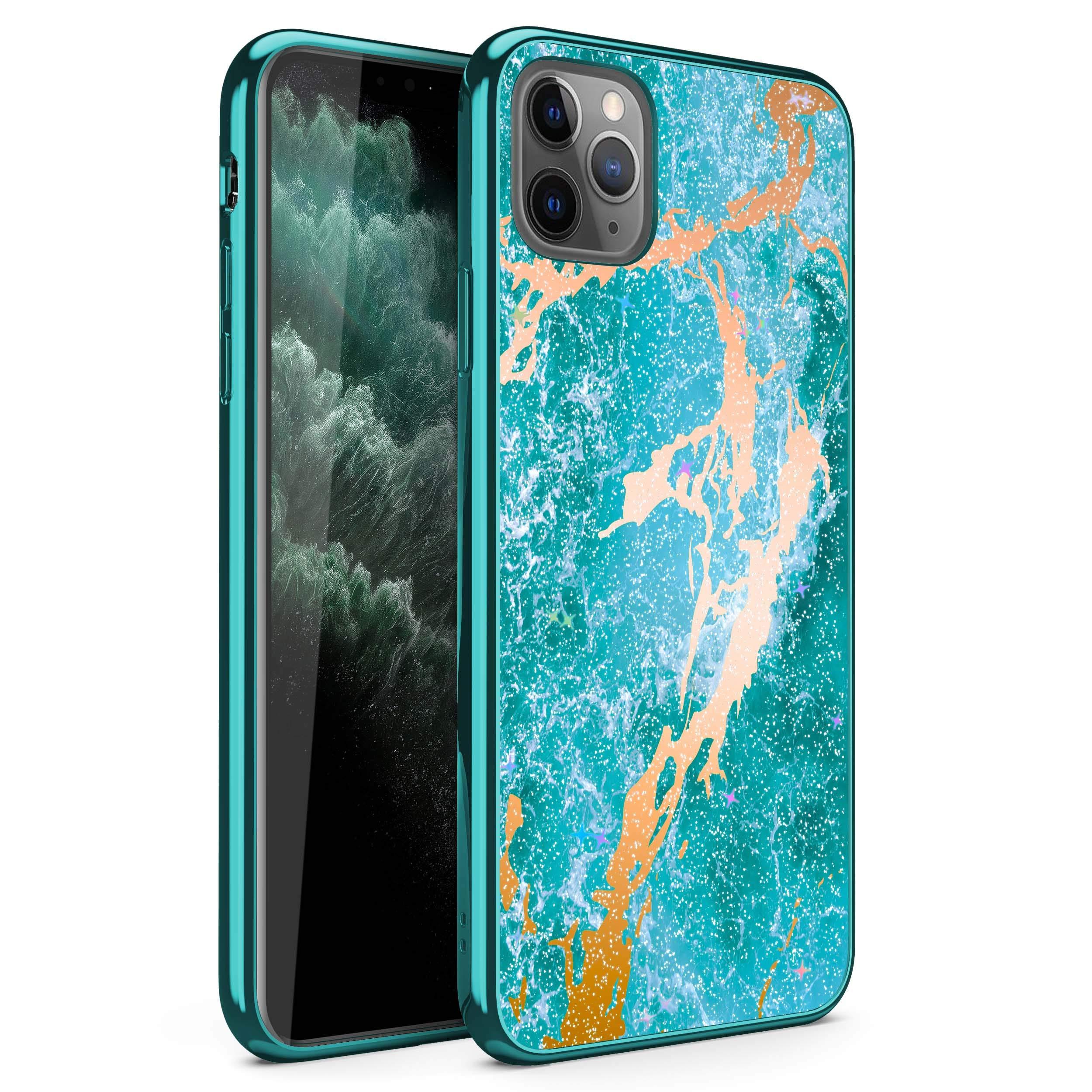 ZIZO Refine Series iPhone 11 Pro Max Case - Ultra Slim Thin Case - Oceanic