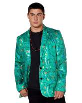 Sequin Christmas Light Blazer