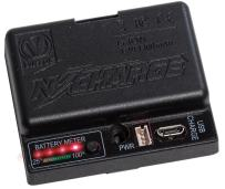 Virtue Paintball N-Charge Lithium Ion Rechargeable Hopper/Loader Battery Pack - Fits All Spires and Rotors