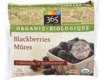 365 Everyday Value, Organic Blackberries, 10 oz, (Frozen)