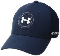 Under Armour Boys' Golf Official Tour Cap