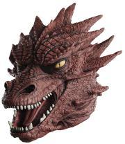 Rubie's Costume Co Men's The Hobbit Oversize Masterpiece Smaug Mask