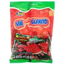 Jovy Vallenito Sandia Watermelon Flavor Mexican Candy (1 x 6 oz. Bag)