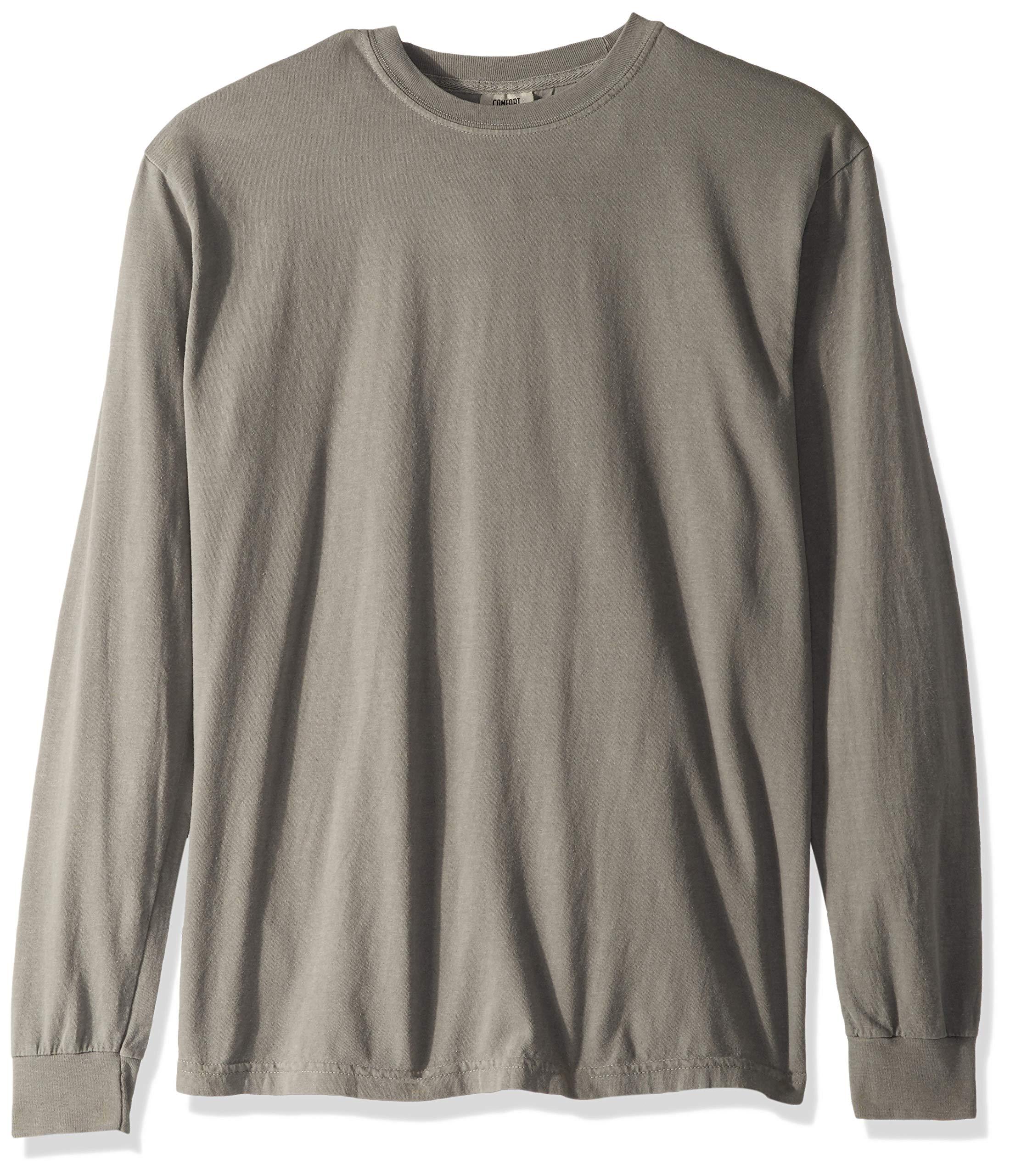 Comfort Colors Men's Adult Long Sleeve Tee, Style 6014