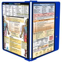 WhiteCoat Clipboard - BLUE - Physical Therapy Edition