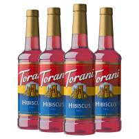 Torani Syrup, Hibiscus, 25.4 Ounce (Pack of 4)