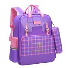 Backpack for Girls, Gazigo Waterproof Bookbag School Bag Primary Elementary Kids