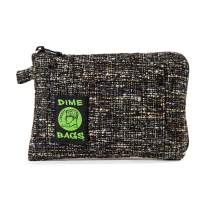 Padded Pouch - Soft Interior with Secure Heavy-Duty Zipper (Concrete, 8-Inch)
