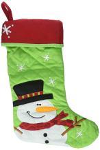 Stephen Joseph Christmas Stocking Snowman