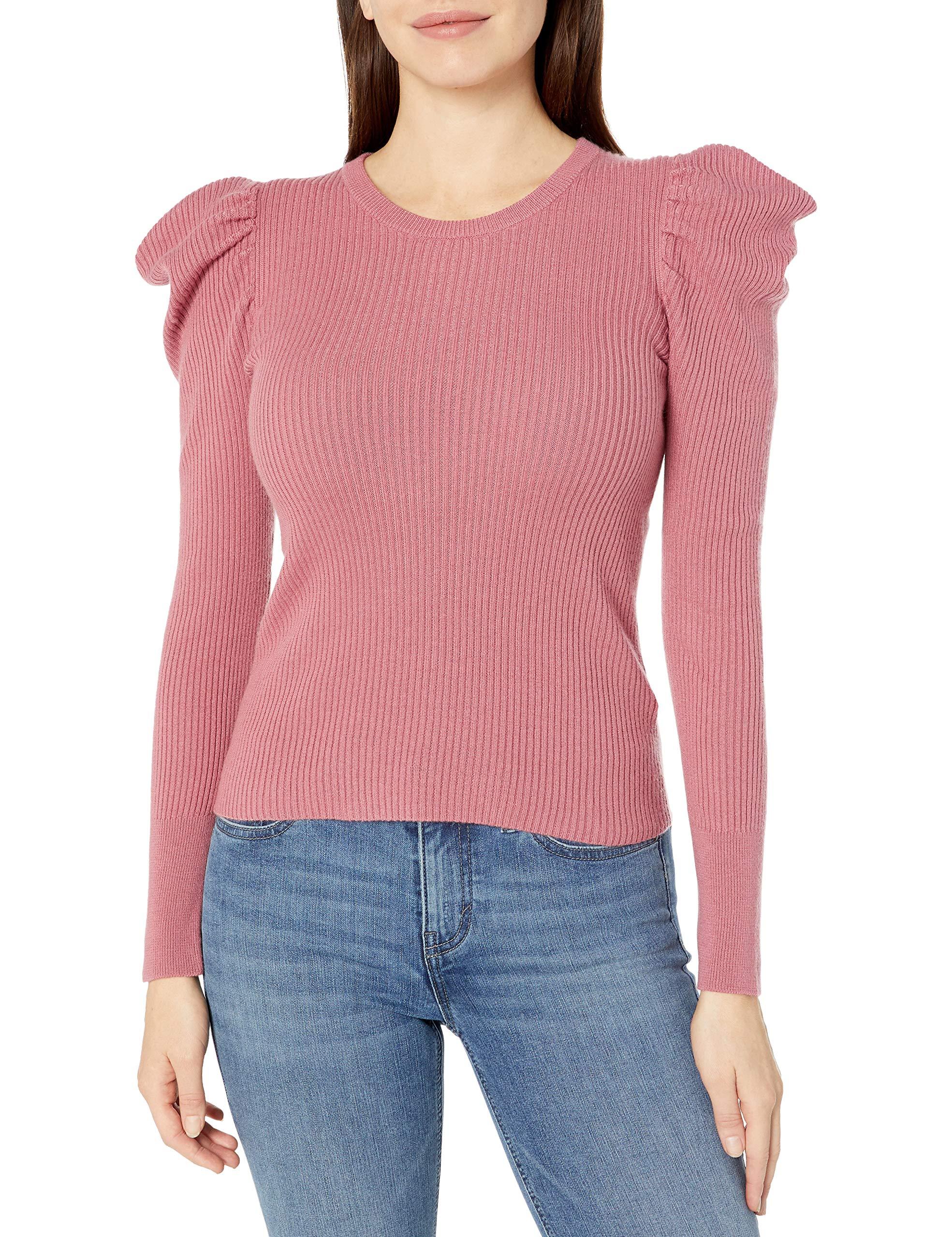 Splendid Women's Allston Puff Sleeve Pullover