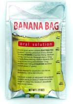 Banana Bag Oral Solution: Electrolyte & Vitamin Powder Packet for Reconstitution in Water to Drink (15)