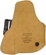 BLACKHAWK Suede Leather Tuckable Holster