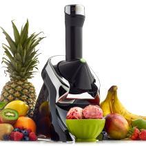 Yonanas 987 Elite  Fruit Soft Serve Maker, Black (Discontinued by Manufacturer)