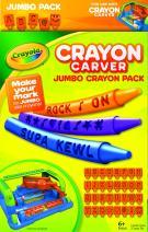 Crayola Crayon Carver, Jumbo Expansion Pack