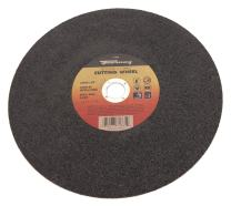 Forney 71865 Chop Saw Blade with 1-Inch Arbor, Metal Type 1, A36R-BF, 12-Inch-by-3/32-Inch