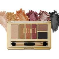 Milani Everyday Eyes Eyeshadow Palette - Must Have Metallics (0.21 Ounce) 6 Cruelty-Free Matte or Metallic Eyeshadow Colors to Contour & Highlight