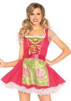 Leg Avenue Women's Beer Garden Gretel Costume