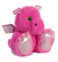 """Aurora - Taddle Toes - 10"""" Pinkster Dragon"""