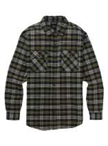 Burton Men's Brighton Performance Flannel Button Down Shirt