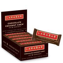 Larabar, Fruit & Nut Bar, Chocolate Coconut Chew, Gluten Free, Vegan (16 Bars)