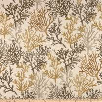 Swavelle/Mill Creek Indoor/Outdoor Osage Fabric, Sandbar, Fabric By The Yard