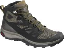 Salomon Men's Outline Mid GTX Hiking Shoes