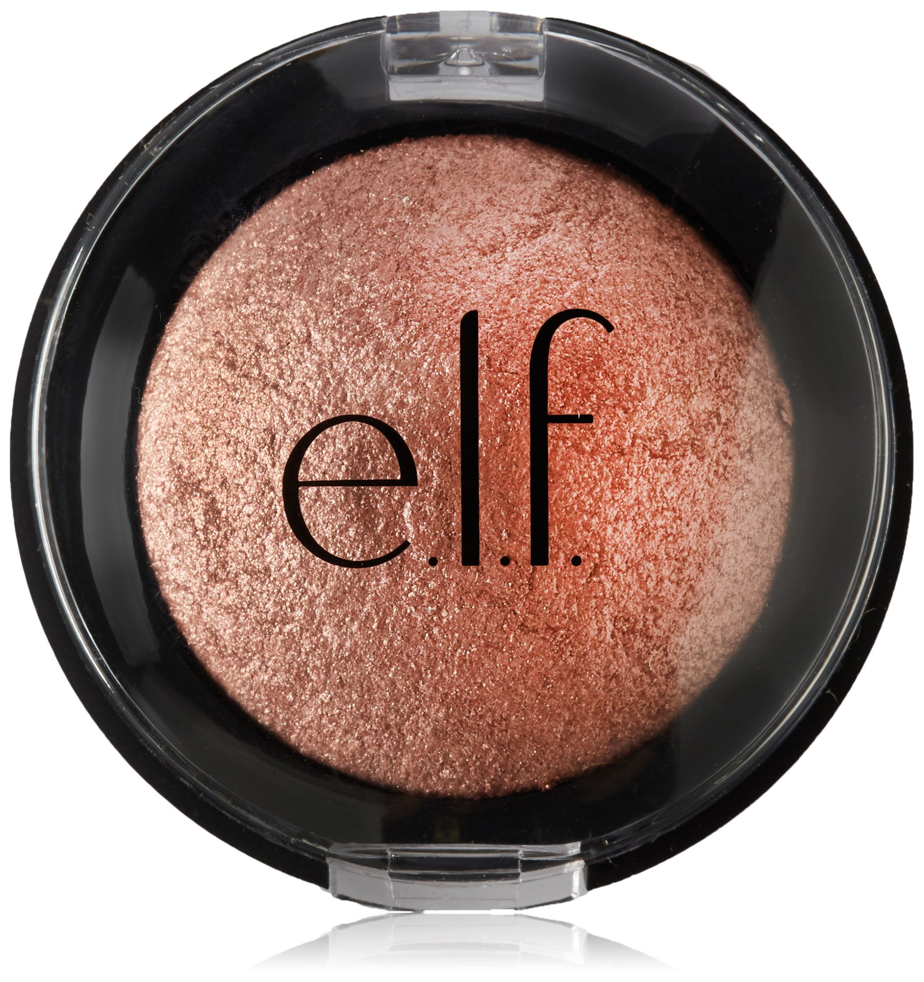 e.l.f. Cosmetics Baked Eyeshadow, Oven-Baked Eyeshadow Offers Rich Pigmentation for Beautiful Eyes, Pixie