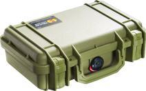 Pelican 1170 Case With Foam (OD Green)