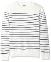Amazon Brand - Goodthreads Men's Soft Cotton Crewneck Sweater