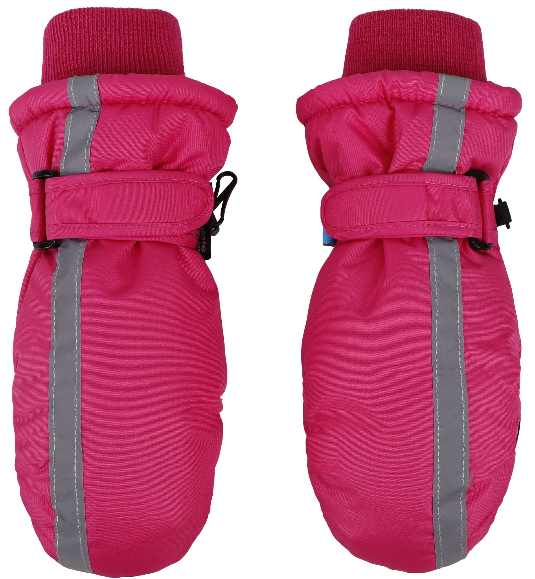 SimpliKids Children's Snow Sports Insulation Waterproof Winter Mittens