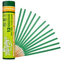 Murphy's Naturals Mosquito Repellent Incense Sticks | Made with Plant Based Ingredients | 2.5 Hour Protection | 12 Sticks per Tube