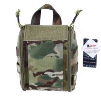 Huijukon Tactical MOLLE EMT Medical First Aid Utility Pouch Bag 1050D Nylon Molle Pouch