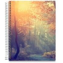 Tools4Wisdom Hardcover Daily Planner 2020-2021 - Academic Year Calendar, Model Q2SO, 8.5x11