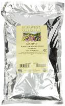Starwest Botanicals Organic Slippery Elm Bark Powder, 1 lb Bag, Packaging may vary