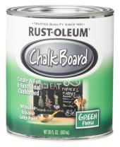 Rust-Oleum 206438 NCF Chalkboard Paint, 30 oz, Green
