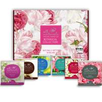 All Naturals, Organic Soaps 6-Pack, Botanical Collection, 600g (6 bars x 100g)