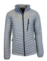 Galaxy by Harvic Spire Men'S Lightweight Bubble Puffer Jacket