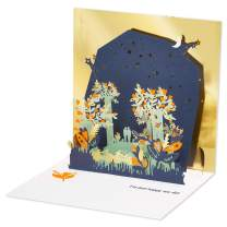 American Greetings Pop Up Romantic Birthday Card (Romantic)