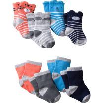 Gerber baby-boys 8-pair Sock