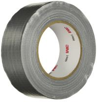 3M Value Duct Tape 1900, Silver, 1.88 in x 60 yd, 5.8 mil