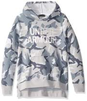 Under Armour girls Rival Hoodie