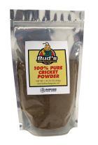 Bud's Cricket Protein Powder - 100% Pure Cricket Powder, Gluten-Free, Dairy-Free, High Protein Flour Substitute Excellent Source of Vitamin B12, Omega-3, Fiber, Amino Acids, Calcium & Iron (1 LB)