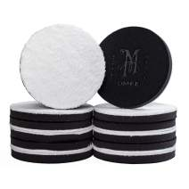 "Meguiar's DMF6B DA 6"" Microfiber Finishing Disc, 12 Pack"
