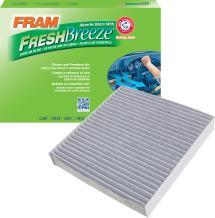 FRAM CF11924 Fresh Breeze Cabin Air Filter with Arm & Hammer